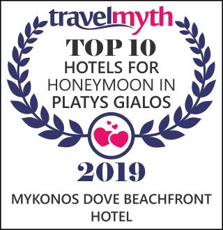 Mykonos Dove Hotel Travelmyth